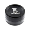 Mini 2-Piece Grinder Black 30mm