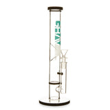 "12"" Flared Water Pipe with Honey Comb disc"