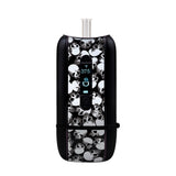 DaVinci Ascent Vaporizer Carbon Black Skulls