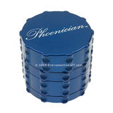 4-Piece Herb Grinder Sifter 60mm