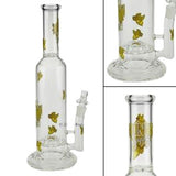 Bee Hive Bong with Ratchet Froth Perc