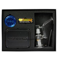 Micro Oil Rig 4 Arm Tree Diffuser Perc Gift Set