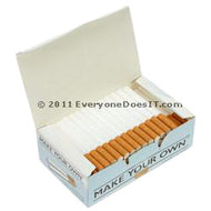 Concept Blank Cigarette Tubes Make Your Own Cigarette
