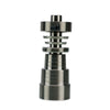 Convertable Titanium Domeless Nail With Male And Female Joint