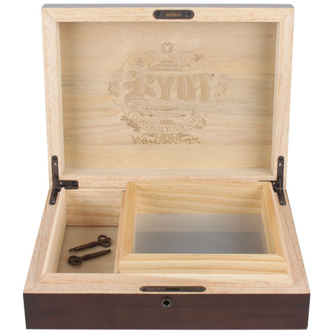 8x11 Humidor Combo Box with 7x7 Insert Box