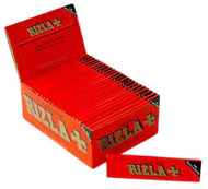 Red King Size Rolling Papers