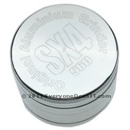 SX4 4 Part Grinder/Sifter Silver