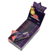 Flavored Rolling Papers Regular Size Blackberry Brandy Single Pack