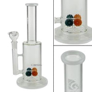 Gear Works Percolator Straight Bong