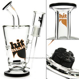 Baby Turbine Sundae Cup Oil Rig With Black Lip