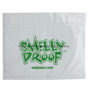 Baggie White Small 25 Pack