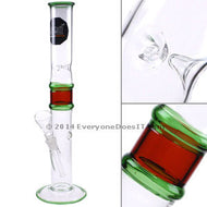 44cm Straight Glass Bong Systems