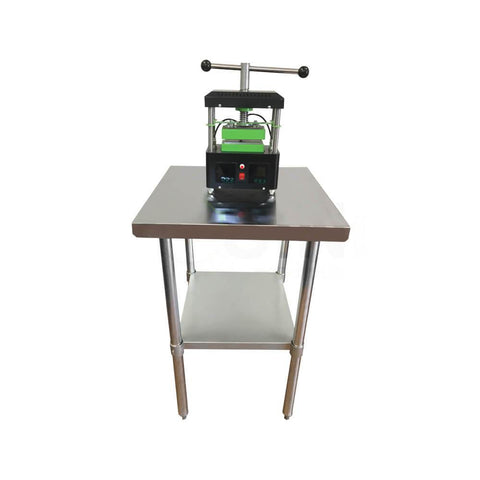 RTP GOLD Series - Manual Twist Rosin Press