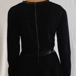 Peplum Long Sleeve