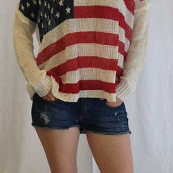 Stars & Strips Sweater