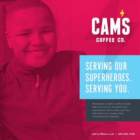 Find Out How To Support Cam's Mission