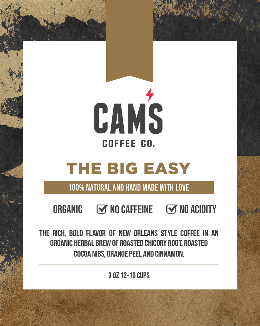 The Big Easy-Cam's Coffee Co.-Cam's Coffee Co.