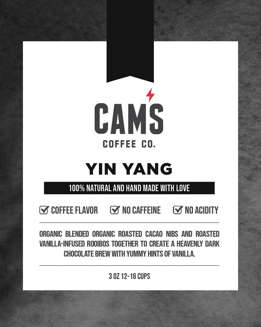 Yin & Yang-Cam's Coffee Co.-Cam's Coffee Co.