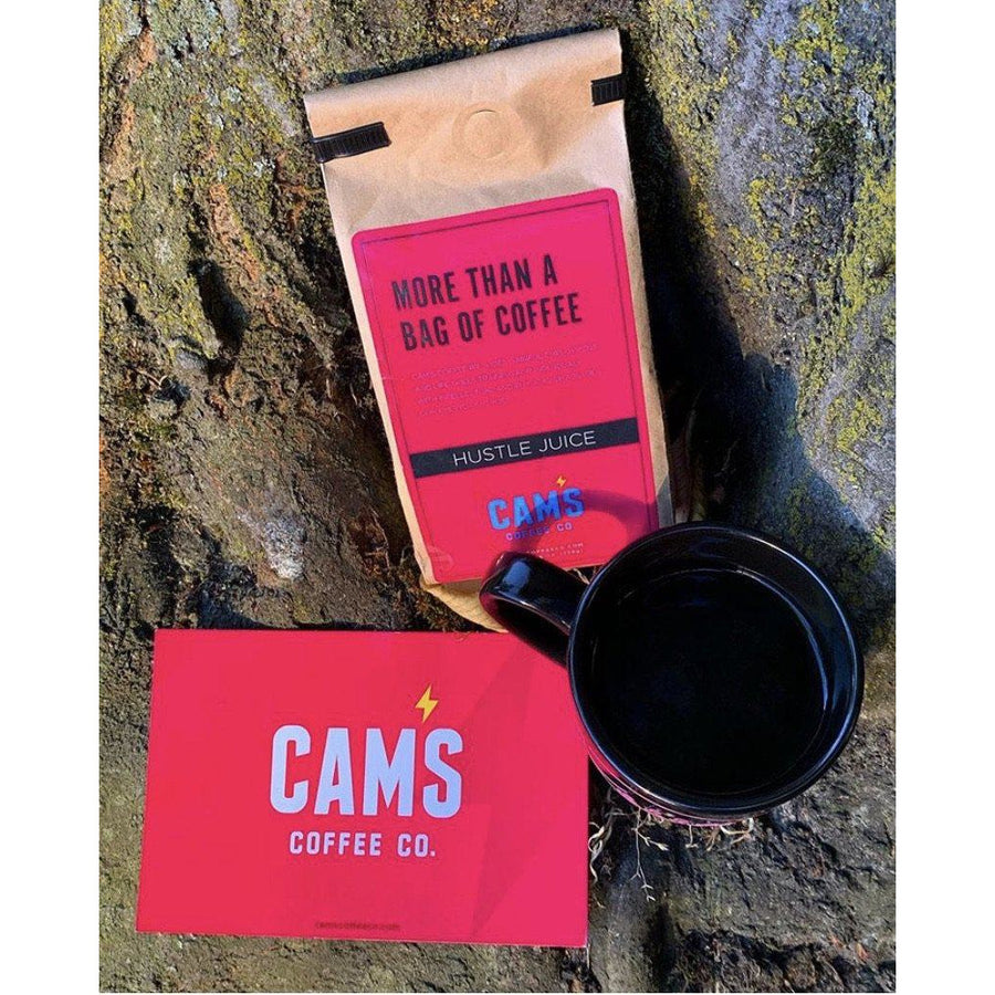 Hustle Juice Extra Caffeinated-Cam's Coffee Co.-Cam's Coffee Co.