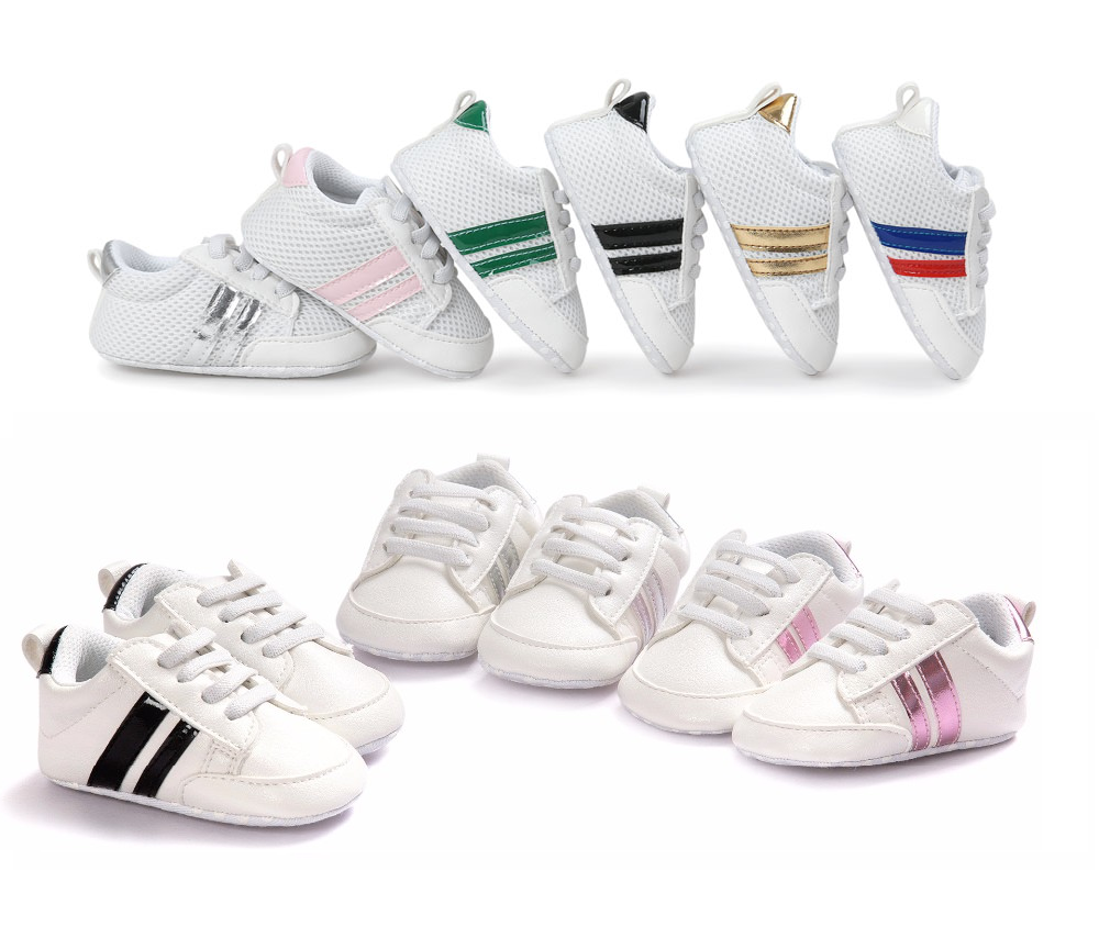 Soft Bottom Fashion Sneakers For Boys And Girls