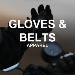 Gloves & Belts