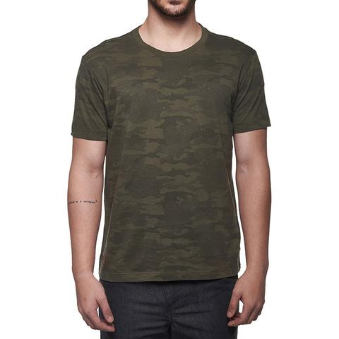 ROYAL ENFIELD CAMO CREW OLIVE