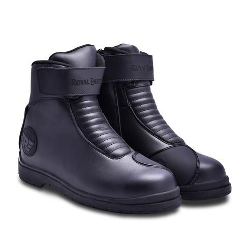 Royal Enfield Short Leather Boot