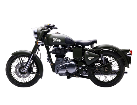 Royal Enfield Classic 500 Military Green