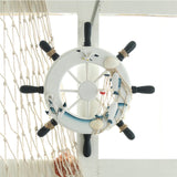 Nautical Wooden Boat Ship Rudder Home Kids Room Decorators,,[tags] - DeliteShopping