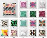 Colorful Geometry Pattern  Cushion Covers Pillow Case