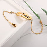 Turnable Crystal Jewels Stylish Link Chains Bracelets Gift For Women,,[tags] - DeliteShopping