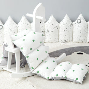 1 PC  Mountain Shape Bed Crib Bumper (120x30 cm),Home Decorators,[tags] - DeliteShopping