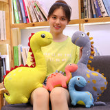 1PC 30cm Creative Cartoon Dinosaur Stuffed Plush Toys For Baby or Small Kids,Home Decorators,[tags] - DeliteShopping