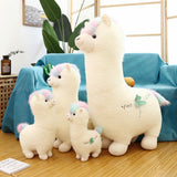 Adorable Alpaca Plush Doll Toys Cute Llama Stuffed Toys Gift For Kids,Home Decorators,[tags] - DeliteShopping