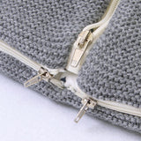 3 in 1 Beautiful Baby Sleeping Bag Knitted Blanket Swaddle Wrap