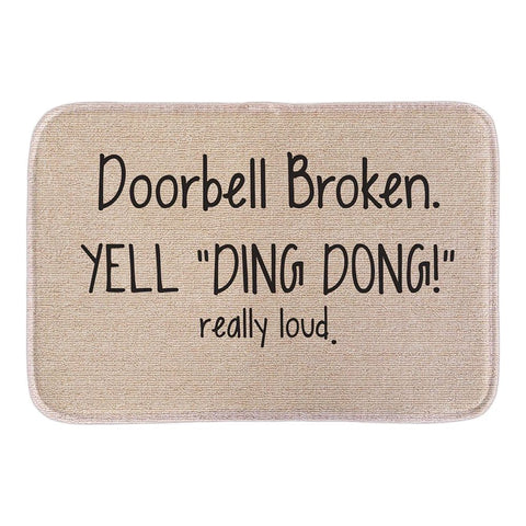 Creative Doormat (Style 7),,[tags] - DeliteShopping