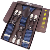 High Quality Men's Leather Suspenders,,[tags] - DeliteShopping
