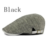 Unisex Multi-color Adjustable Beret Caps Breathable Summer Spring Hats,,[tags] - DeliteShopping