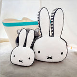 Rabbit Cotton Pillow Baby Kids Children Sleeping Pillow Kids Room Decoration,,[tags] - DeliteShopping