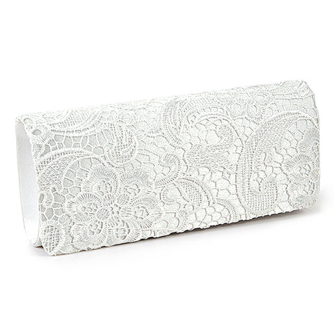 Floral Lace Evening Clutch Bag,,[tags] - DeliteShopping