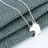 Unicorn Pendant Designer Necklaces Unisex Accessories,,[tags] - DeliteShopping