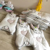 Cartoon Animals Rabbit Raccoon Baby & Kids Play Mats Blankets,,[tags] - DeliteShopping