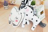 Unicorn Rabbit Baby Tooth Stuffed Plush Toy Kids Room Decoration,,[tags] - DeliteShopping
