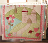 Handmade High quality 100% Cotton Baby Quilt,Home Decorators,[tags] - DeliteShopping