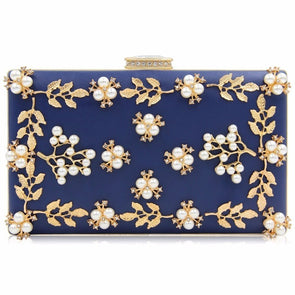2018 Elegant High Quality Fashion Beaded Clutch Bags For Women,,[tags] - DeliteShopping