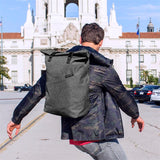 Minimalism Men's Laptop Waterproof Backpack 15.6 Inch,,[tags] - DeliteShopping