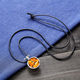 New Vintage Colorful Fruit Pendant Long Necklace For Women,,[tags] - DeliteShopping