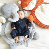 Animal Soft Plush Play Mat Crawling Carpet Sleep Blankets,Home Decorators,[tags] - DeliteShopping