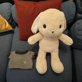 Long Ears Rabbits Cute Plush Toys Gift For Baby Kids,Home Decorators,[tags] - DeliteShopping