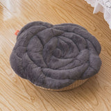 55cm Round Rose Plant Shape Cushion Home Floor Chair Decor,Home Decorators,[tags] - DeliteShopping